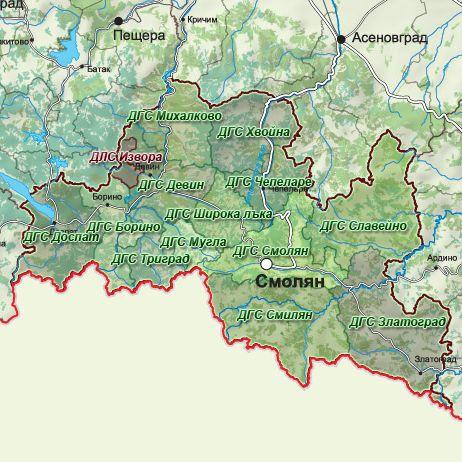 Regionalni Direkcii Na Gorite